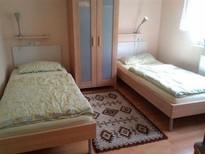 5 Personen Wohnung, Doppelzimmer, Rose Urlaub