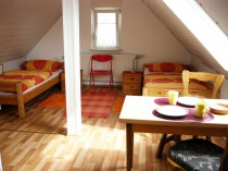 Apartment, Dachgeschoss, 2 Personen Apartment