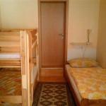Schlafzimmer, Doppelbett, Kinderzimmer